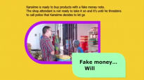 Fake money equals fake problems. Kansiime Anne. African comedy.mp4
