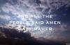 All The People Said Amen, Matt Maher (Lyrics).flv