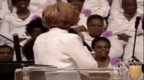 What is it That Keeps You Coming Back for More - Dorinda Clark Cole Part 2.flv