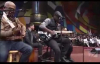 Israel Houghton, Tommy Sims, and Jonathan Butler at Pastor Andrae Crouch Home-Going.flv