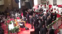 Rev. Clay Evans - Homegoing Celebration Service Lady Mary P. Ellis.flv