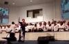 Benita Washington ministers Amazing Ricky Dillard.flv