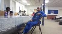 Elder Johnny James Seminar Pt 10  Salvation Temple Church