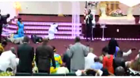 MINISTER JOHN SENA with Divine Word Ministries  PART 2