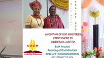 I will still praise God by Pastor Rachel Aronokhale  Anointing of God Ministries June 2021.mp4