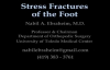 Stress Fractures Of The Foot  Everything You Need To Know  Dr. Nabil Ebraheim