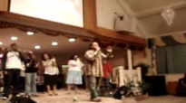 Deon Kipping and New Covenant clip.flv