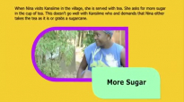 The sugar crisis. Kansiime Anne. African comedy.mp4