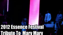 Kim Burrell's Tribute To Mary Mary.flv
