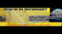 iShoutforJoy International Harriet Roberson interviews Min.Israel Onoriobe Part 1