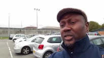 This is Belmarsh Prison Thamesmead London. I could video the inside so Nigerian government(1).mp4