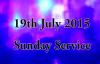 SK Ministries - 19th July 2015, Speaker - Senior Pastor Shekhar Kallianpur.flv