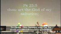 Pastor John Hannah Speak It