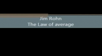 Jim Rohn - The Law of Averages.mp4