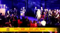 Prophet Manasseh Jordan - Prays For 20,000 Prayer Requests in NEW YORK.flv