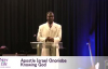 Apostle Israel Onoriobe. 'Knowing God' 16-10-16.mp4