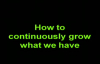 How to Grow what you have (POWERFUL) - Pastor Mensa Otabil