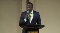 Touching Jesus By Rev Jimmy Macharia