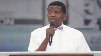 Pastor ENOCH ADEBOYE (E.A) - Living above the natural (NEW MESSAGE 2016).mp4