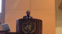 PLO Lumumba Speech, Africa Members Convention 2017 in ETHIOPIA.mp4