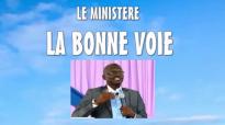 La prière qui donne gloire à Dieu. Pasteur Moussa KONE.mp4