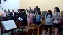 Ministrio El Shaday e Fabiana Anastcio  Deus me ama Thalles Roberto