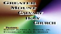 CoPastor Susie C. Owens, D.Min Womens Strategic Prayer