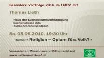 Thomas Lieth - Religion Opium fürs Volk.flv
