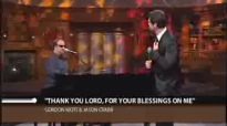 Thank You Lord, For Your Blessings On Me - Gordon Mote & Jason Crabb.flv