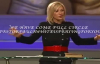 Pastor Paula White sermons 2015We have come full circle  Pastor Paula White
