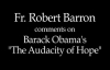 Fr. Robert Barron on Barack Obama's The Audacity of Hope.flv