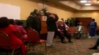 Pastor K.T. sings with Dr. Rance Allen.flv