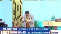 Comment Reussir dans toutes ses voies - Rev Raoul Wafo - Casarhema.mp4
