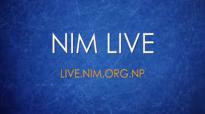 NIM Sermon  Pastor Robert Karthak  April 5, 2014