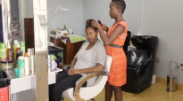 Toilets are a source of income too. Kansiime Anne. African Comedy.mp4