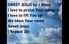 Sweet Jesus Lyrics by J Moss.mp4