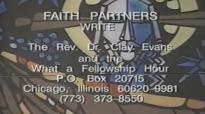 Rev. Clay Evans and The Fellowship Choir 'Holy' 2000.flv