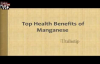 Top Health Benefits of Manganese Epilepsy
