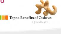 Top 10 Benefits of Cashews  Cashews Health Benefits