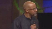 Bishop Tudor Bismark Preaching Dominion Camp Meeting 2015.flv