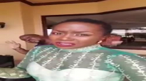 Kansiime attempts to slay in green. Kansiime dairies.mp4