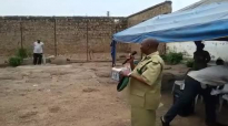 Prison officials in kwara State, including CP and DCP appreciated Abounding Grace Foundation for the.mp4