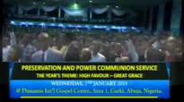 Understanding Favour and Vision#2 of 2# by Dr Paul Enenche.flv