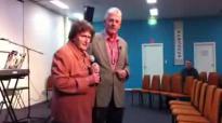 Healing testimony Betty Gregory Howard Sands