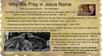 Power in Jesus Name (2 of 4)