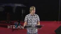 Evangelism Training LIVE in Council Bluffs, Iowa - Riley Stephenson.flv