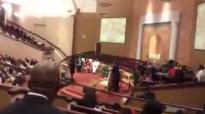 LeJuene Thompson 'Let God Do It.flv