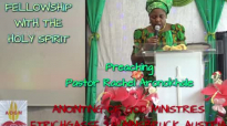 Preaching Pastor Rachel Aronokhale Anointing of God Ministries Freedom_ Fellowship with Holy Spirit.mp4