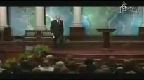 Dr Charles Stanley, Energized By His presence