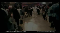 MOMENT OF MIRACLES With David Ibiyeomie  A Lady Healed Of Boil